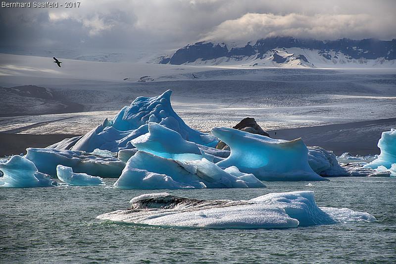 Gletscherlagune Joekulsarlon